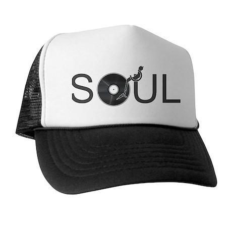 Soul Music Vinyl Trucker Hat