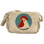 Donut Whole Messenger Bag