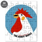 Donut Whole Puzzle