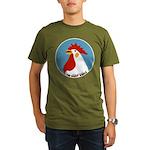 Donut Whole Organic Men's T-Shirt (dark)