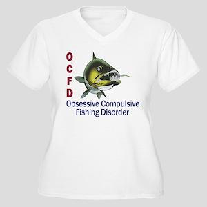 Obsessive Compulsive Fishing Disorder Women's Plus