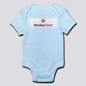 Hockey Sister Baby Suit
