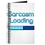 Sarcasm Loading Journal