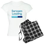Sarcasm Loading Women's Light Pajamas