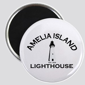 Amelia Island - Lighthouse Design. Magnet