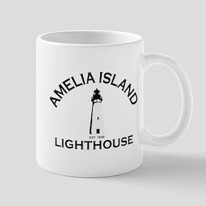 Amelia Island - Lighthouse Design. Mug