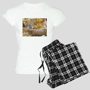 Amazing Big Buck Women's Light Pajamas