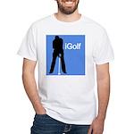 iGolf White T-Shirt
