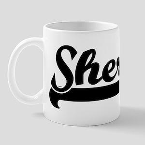 Black jersey: Sherry Mug