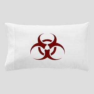 biohazard outbreak design Pillow Case