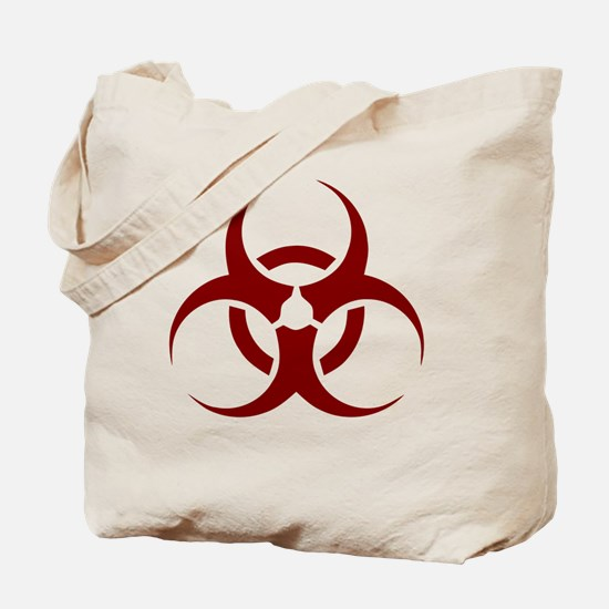 biohazard outbreak design Tote Bag