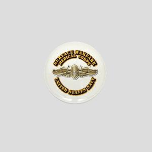 Navy - Surface Warfare - MC Mini Button