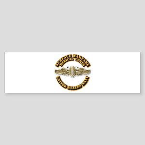 Navy - Surface Warfare - MC Sticker (Bumper)