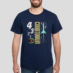 Countdown scifi vintage