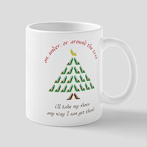Around The Tree Mug
