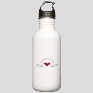 Angels Watch Stainless Water Bottle 1.0L