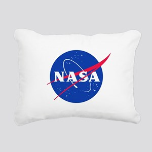 NASA Rectangular Canvas Pillow