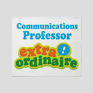 Communications Professor Extraordinaire Stadium B