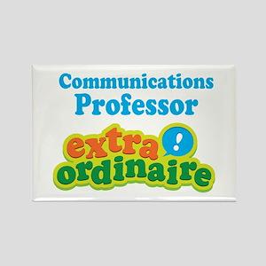 Communications Professor Extraordinaire Rectangle