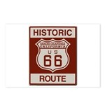 Rancho Cucamonga Route 66 Postcards (Package of 8)