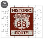 Rancho Cucamonga Route 66 Puzzle
