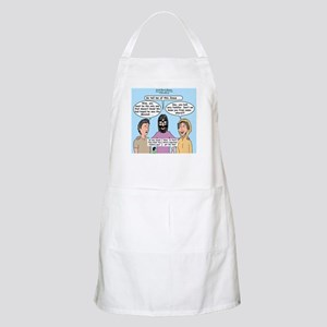 Road to Emmaus Apron