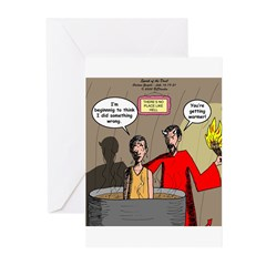 Sin of Omission Greeting Cards (Pk of 10)