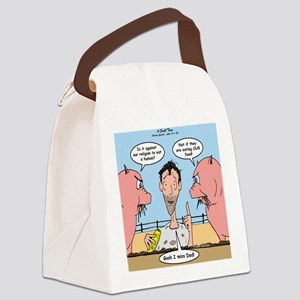 Prodigal Son Canvas Lunch Bag