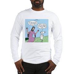 Lost Sheep Long Sleeve T-Shirt