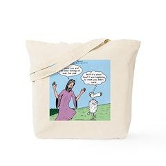 Lost Sheep Tote Bag