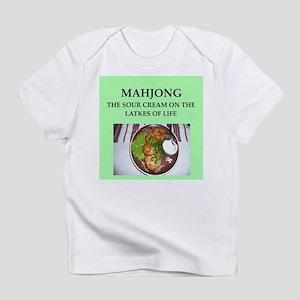 mahjong Infant T-Shirt