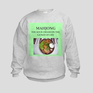 mahjong Kids Sweatshirt