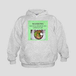 mahjong Kids Hoodie