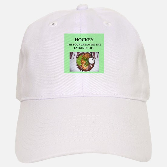 hockey Baseball Baseball Cap
