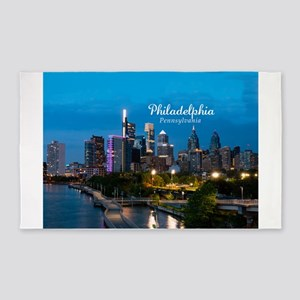 Philadelphia 3'x5' Area Rug