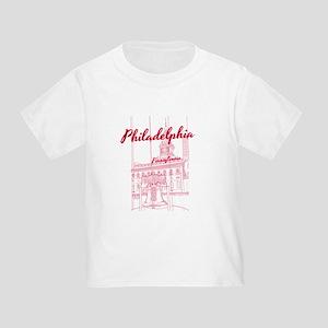 Philadelphia Toddler T-Shirt