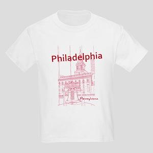 Philadelphia Kids Light T-Shirt