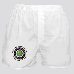 Airframe & Powerplant Boxer Shorts