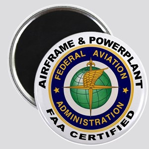 Airframe & Powerplant Magnet