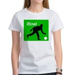 iBowl Women's T-Shirt