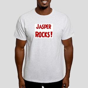Jasper Rocks Ash Grey T-Shirt