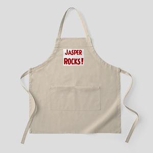 Jasper Rocks BBQ Apron