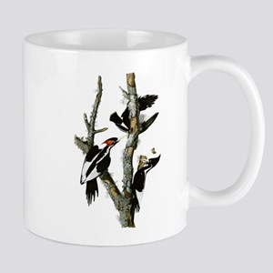 Ivory Billed Woodpeckers Mug