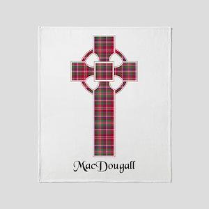 Cross - MacDougall Throw Blanket