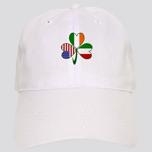 Shamrock of Italy Cap
