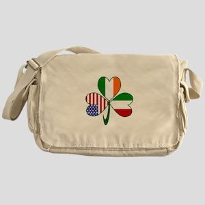 Shamrock of Italy Messenger Bag