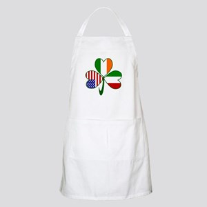 Shamrock of Italy Apron