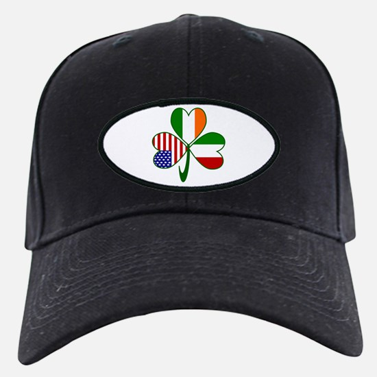 Shamrock of Italy Baseball Hat