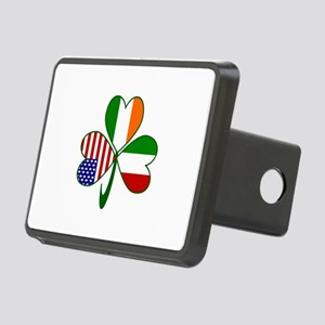 Shamrock of Italy Rectangular Hitch Cover