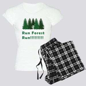 Run Forest Run Women's Light Pajamas